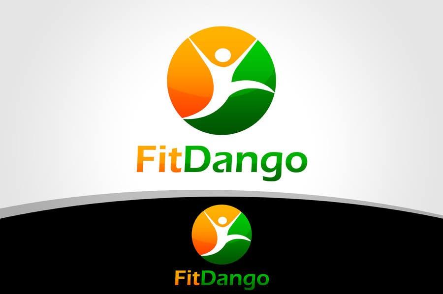 Kilpailutyö #60 kilpailussa Design a Logo for FitDango