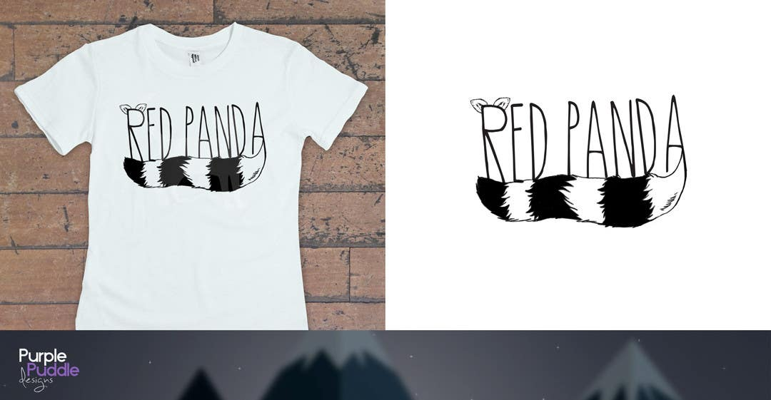 Konkurrenceindlæg #16 for Design a Women's T-Shirt for a brand that raises endangered wildlife awareness through art