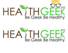 #9 para HEALTH PRODUCT BRAND AND LOGO: HEALTHGEEK 503 por bibrii
