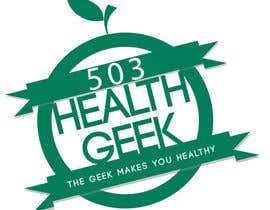 #10 para HEALTH PRODUCT BRAND AND LOGO: HEALTHGEEK 503 por DavidToy