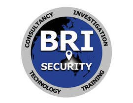 #92 for Design a Logo for BRI Security by vinu91