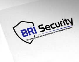 #30 untuk Design a Logo for BRI Security oleh webcreateur