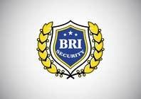 Design a Logo for BRI Security için Graphic Design4 No.lu Yarışma Girdisi