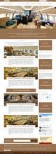 Konkurrenceindlæg #                                                25                                              billede for                                                 Design a Website Mockup for Private Jet company