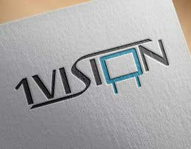 #52 untuk We need new logo for advertising company 1Vision oleh HebaWadud