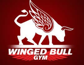 #11 for Winged Bull Fitness Logo by pactan