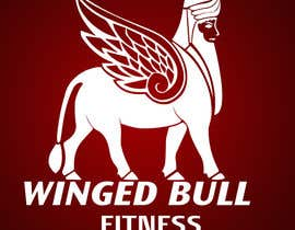 #21 for Winged Bull Fitness Logo by pactan