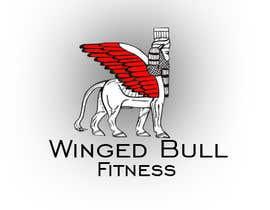 Nro 22 kilpailuun Winged Bull Fitness Logo käyttäjältä suprakundu