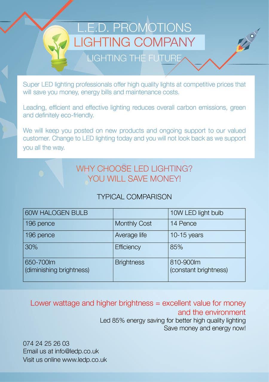 Konkurrenceindlæg #                                        2                                      for                                         Design a marketing flyer for our business