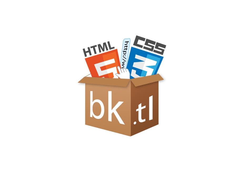 "Kilpailutyö #9 kilpailussa Logo for a ""website construction kit"" website"