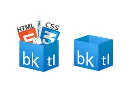 "#21 untuk Logo for a ""website construction kit"" website oleh the0d0ra"