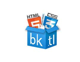 "#33 untuk Logo for a ""website construction kit"" website oleh the0d0ra"