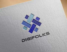 #5 for Create a logo for Digifolks, a new Digital Marketing Consulting Company by ChoDa93