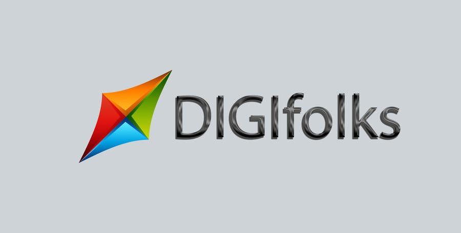 Konkurrenceindlæg #                                        2                                      for                                         Create a logo for Digifolks, a new Digital Marketing Consulting Company