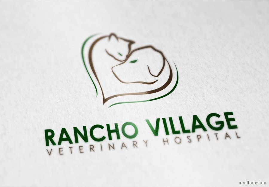 Konkurrenceindlæg #40 for Veterinary Hospital Logo