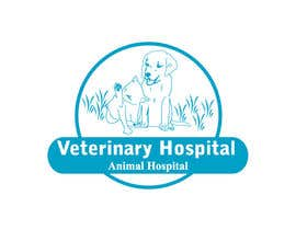 #61 for Veterinary Hospital Logo af Babubiswas