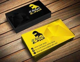 #16 for Design some Business Cards for abaya shop by Med7008