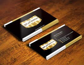#6 for Design some Business Cards for abaya shop by IllusionG