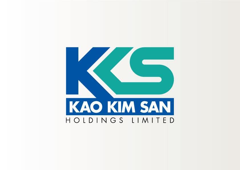 Konkurrenceindlæg #                                        42                                      for                                         Design a Logo for Kao Kim San Holdings Limited