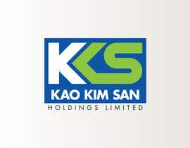 #59 for Design a Logo for Kao Kim San Holdings Limited by baggsie138