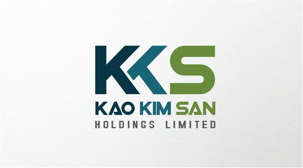 Konkurrenceindlæg #                                        4                                      for                                         Design a Logo for Kao Kim San Holdings Limited