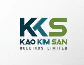 #4 para Design a Logo for Kao Kim San Holdings Limited por adryaa