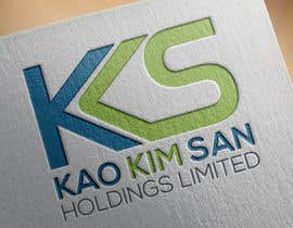 #31 para Design a Logo for Kao Kim San Holdings Limited por moro2707