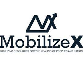 #105 para Design a Logo for MobilizeX por ramapea