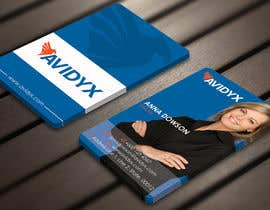 #23 for Design Business Cards for Avidyx by Derard