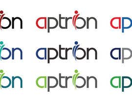 "#77 para Design a Logo for ""APTRON"" por adryaa"