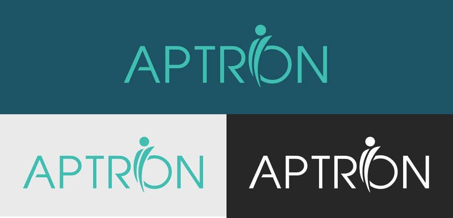 """Contest Entry #                                        78                                      for                                         Design a Logo for """"APTRON"""""""