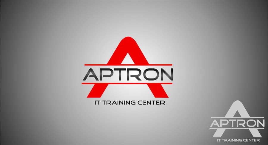 """Contest Entry #                                        11                                      for                                         Design a Logo for """"APTRON"""""""