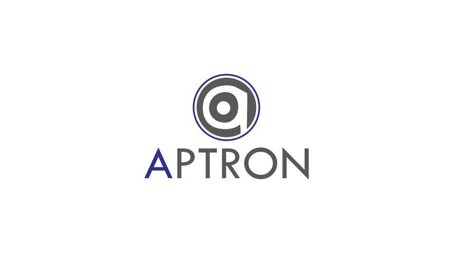 """Contest Entry #                                        75                                      for                                         Design a Logo for """"APTRON"""""""