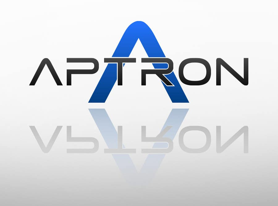 "Contest Entry #                                        70                                      for                                         Design a Logo for ""APTRON"""