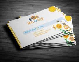 #44 untuk Design some Business Cards for Rub-a-Bug oleh imohizul