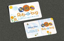 Graphic Design Contest Entry #38 for Design some Business Cards for Rub-a-Bug