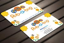 Graphic Design Contest Entry #40 for Design some Business Cards for Rub-a-Bug
