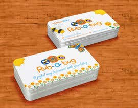 #43 untuk Design some Business Cards for Rub-a-Bug oleh sha69won