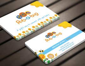 #28 untuk Design some Business Cards for Rub-a-Bug oleh Derard