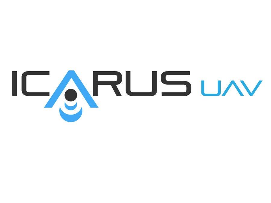 Konkurrenceindlæg #                                        2                                      for                                         Design a Logo for ICARUS UAV.COM