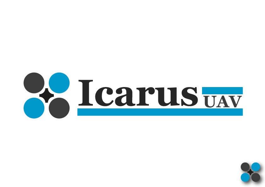 Contest Entry #                                        6                                      for                                         Design a Logo for ICARUS UAV.COM