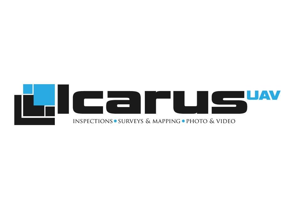 Konkurrenceindlæg #                                        14                                      for                                         Design a Logo for ICARUS UAV.COM