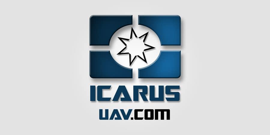 Konkurrenceindlæg #                                        17                                      for                                         Design a Logo for ICARUS UAV.COM