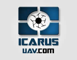 #18 for Design a Logo for ICARUS UAV.COM af shazzadul