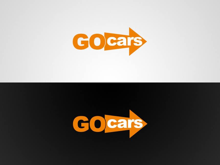 Конкурсная заявка №72 для Logo Design for Go Cars