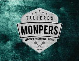 #57 for Diseñar un logotipo para una empresa de venta y reparación de motocicletas af Guillermodigital