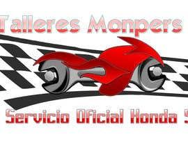 #45 for Diseñar un logotipo para una empresa de venta y reparación de motocicletas af aleonardogarciar