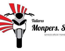 #42 for Diseñar un logotipo para una empresa de venta y reparación de motocicletas af lxbbmx