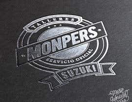 #53 for Diseñar un logotipo para una empresa de venta y reparación de motocicletas af magabrielalucero