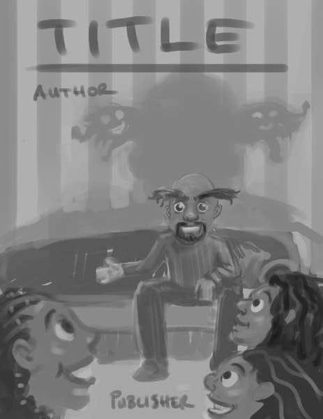 Konkurrenceindlæg #                                        2                                      for                                         Illustrate a Children's Book